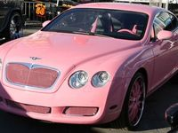 Pink My ride
