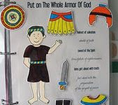 Bible lesson ideas