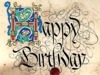 Medieval Birthday