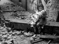 World War II England