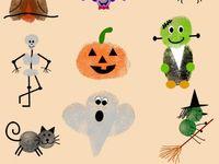 Halloween, Columbus Day & Dental Health Month
