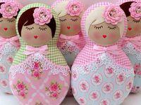 Bonecas matrioskas