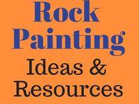 Rock painting ideas