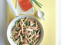 ... healthy recipes on Pinterest | Shrimp Pad Thai, Penne Rosa and Lighter