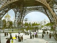 Eiffel Towel in Paris