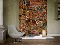31 beste afbeeldingen over interieur karpetten op pinterest wol wit tapijt en gevoelde bal - Hooi plaid ...