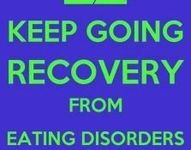Eating Disorder Recovery is a journey. May you gain insight within yourself and be supported by others.