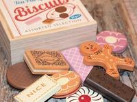 Wood n fabric toys