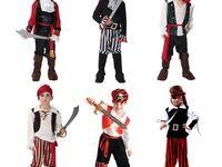 strój pirata