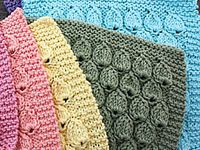 knitting / knittingwork products for many purposes