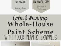 Exterior Facades - Paint Schemes