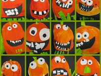 October Preschool Fun