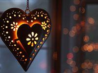 Twinkle lights & candlesticks~