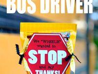 bus driver & teacher gifts