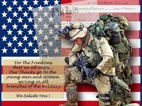 Veteran's Day/Patriot Day