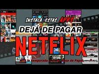 Las 6 Mejores Apps Para Mirar Peliculas De Estreno Y Series De Netflix Octubre 2020 Youtube Paginas Para Ver Peliculas Trucos Netflix Senal De Television