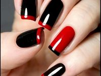 Favorate Nail painting ideas