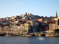 Porto (called Oporto by the British) is Portugal's second largest city, known worldwide for its prime export, Port wine.  In 2006, the region marked the 250th anniversary of Port wine production along the Douro River valley, which is easily explored by car or river cruises.