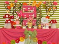 woodland fairy baby shower