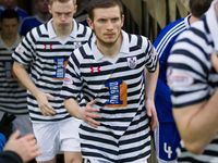 Peterhead 28 Jan 17 / Pictures from the SPFL League One game between Peterhead and Queen's Park. Match played at Balmoor Stadium on Saturday 28 Jan 2017. Peterhead won the game 4-0.