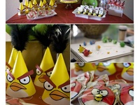 Angry Birds Party :)