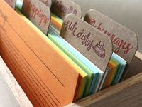 Stationary/books
