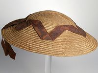 1850s - 1860s Hats and Hoods