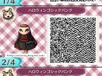 74 Best Images About Animal Crossing New Leaf Qr Codes On
