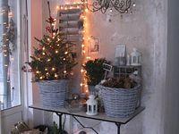 seasonal decor winter & X Mas