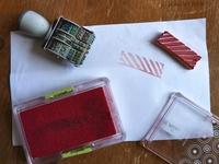 Handmade - stamp / carve / print