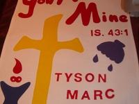 Baptismal banners