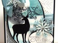 Stamping cards and scrapbooking