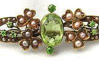 Antique Jewelry--1500-1900