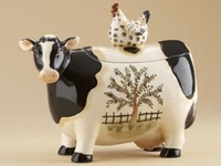 53 Best Images About Cow Kitchen Decor On Pinterest A Cow Cow Print And Dairy