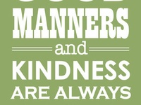 good manners of 150 words Good manners make a full man they are very essential for human civilization without good manners , man is like a purse without money, though it is very attractive from outside.