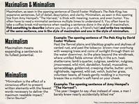 Ap lang definition essay ideas