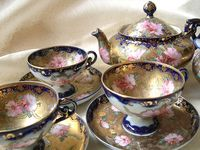 ❤ Tea Time ❤ ~ with Collections of Glorious Finds