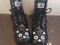 Kawaii Grunge/90's Shoes