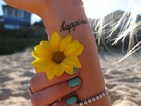 Tattoos and piercings I want
