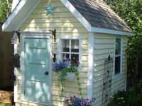 Backyard Cottages and Sheds