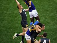 West Coast Eagles / #1. ANDREW GAFF!!!!!!! <3 #2. ELLIOT YEO!!!!!!!