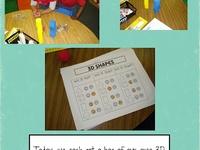 Shapes--2D & 3D & Pattern Blocks