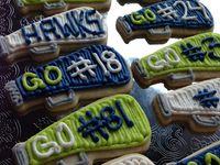 Football Cookies Sets