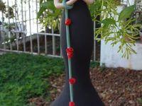 Dolls Gourd Art