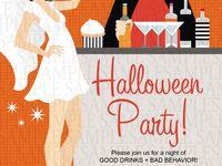 Halloween Invitaions was perfect invitations design