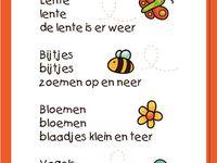 lente, bloemen