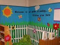 Preschool - Classroom Decoration