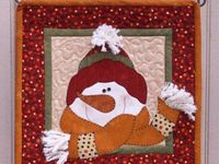 Quilts-Christmas & Holiday