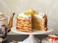 ... Cream Puffs/Eclairs on Pinterest | Crepes, Lemon cream and Crepe cake