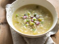 Soups and Stews on Pinterest | Asparagus soup, Irish stew and Soups ...